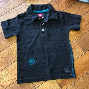 18m boys Quicksilver polo shirt